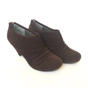 BC Booties in Brown